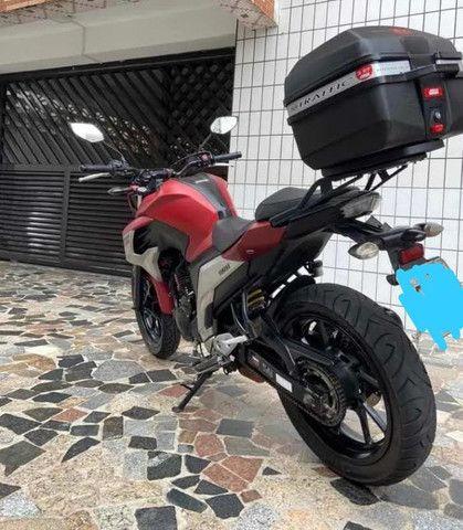 Yamaha Fazer 250c 2018 - Foto 2