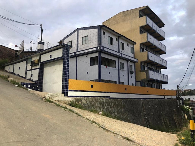 Flats Tops c/ suíte novos c/30 m2 extra P/ dos carvalhos