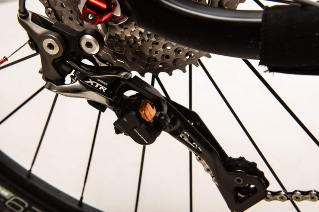 Bike carbono, aro 29 Tam 27,5 - Foto 5