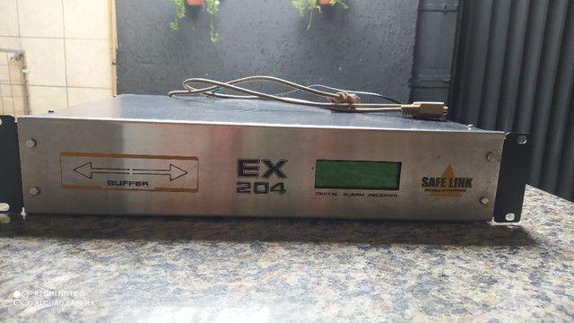 Receptora de monitoramento por linha telefônica - Foto 3