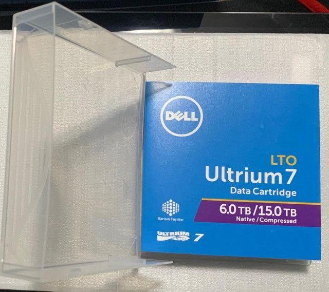 Fita Dell Lto Ultrium 7 Data Cartridge 6.0tb/15.0tb - Foto 4
