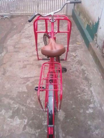 Bicicleta Helbia antiga - Foto 3