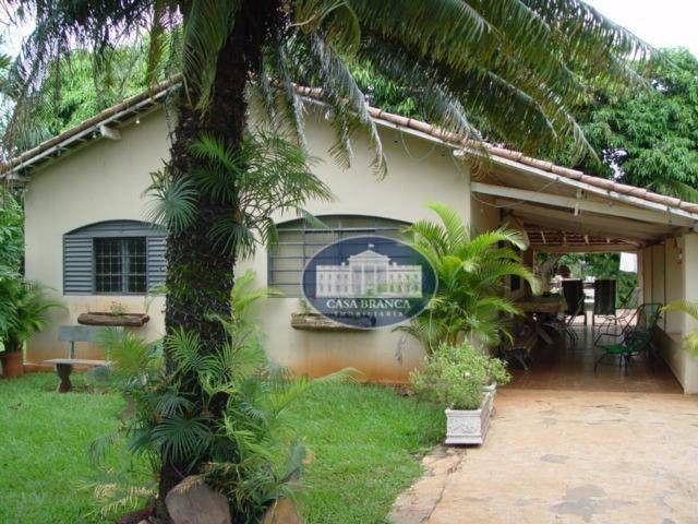 Chácara com 2 dormitórios à venda, 5920 m² por R$ 330.000,00 - Chácaras Arco-Íris - Araçat