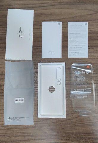 Smartphone Xiaomi Mi Note 10 Global 128 Rom 6GB Ram Black Midnight - Foto 5