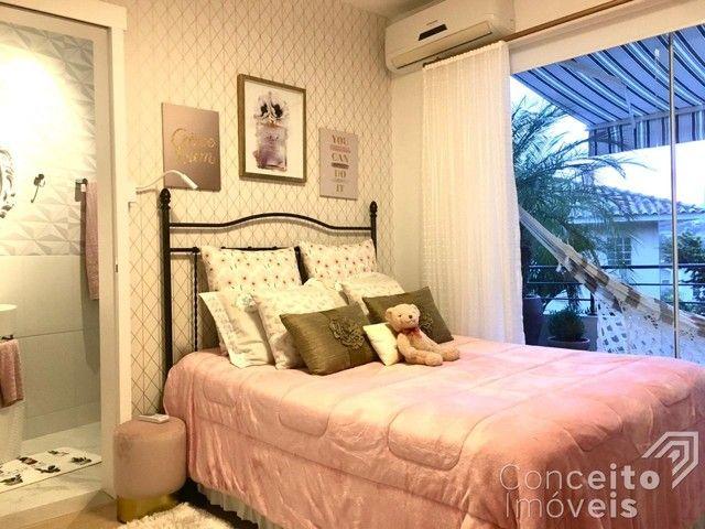 Casa de condomínio à venda com 4 dormitórios em Oficinas, Ponta grossa cod:393415.001 - Foto 9