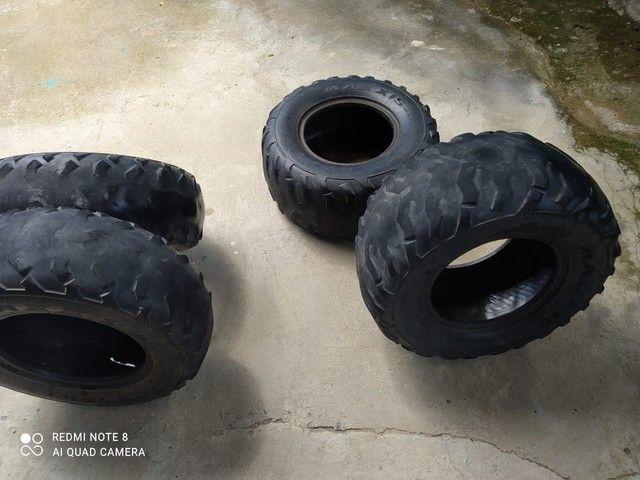 Jogo de pneus para quadriciclos - Foto 4