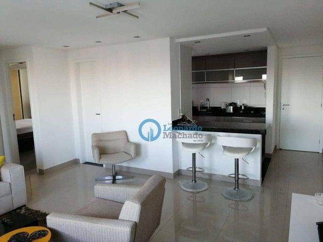 Apartamento com 2 dormitórios à venda, 86 m² por R$ 600.000 - Mucuripe - Fortaleza/CE - Foto 5