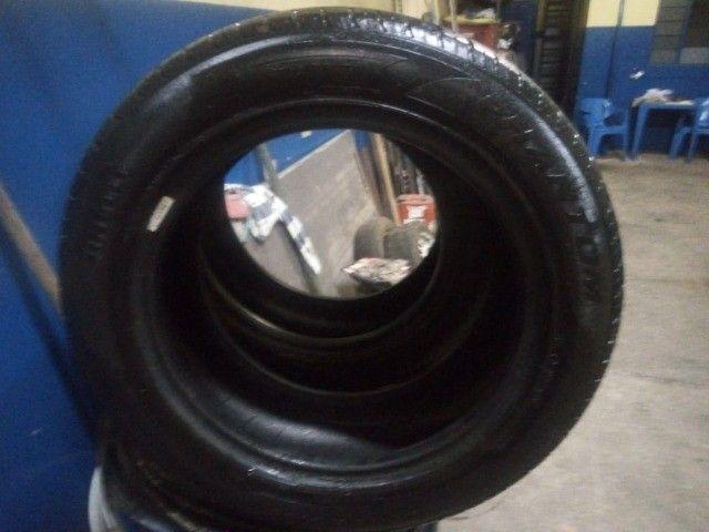 2 Pneus Pirelli 195x55-15