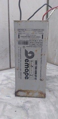 vendo 2 reatores para refletor 50 cada - Foto 3