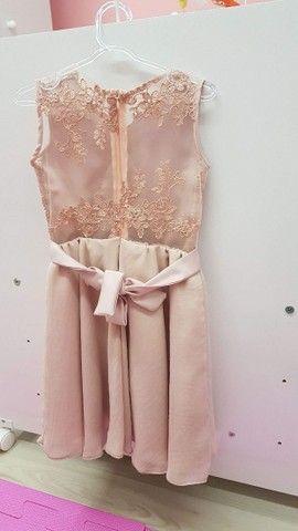 Vestido de festa mãe/filha  - Foto 4