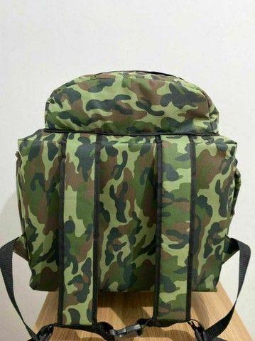 Bag nova camuflada - envio pra todo BR - Foto 2