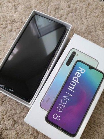 Smartphone Xiaomi Redmi Note 8 64GB 4GB Ram Dual Versão Global Space Black