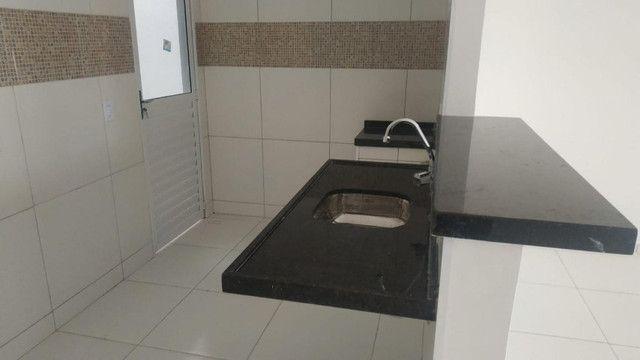WG 2 dormitórios, 2 banheiros, 2 vagas de garagens, terreno 5,5m x 28m. - Foto 5