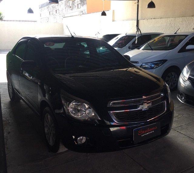 Chevrolet Cobalt LTZ 1.4 8V (GNV) - Foto 3