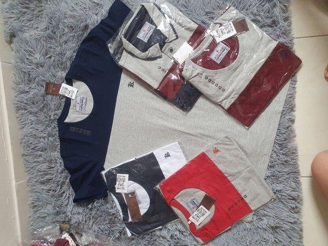 Blusas masculinas  - Foto 2
