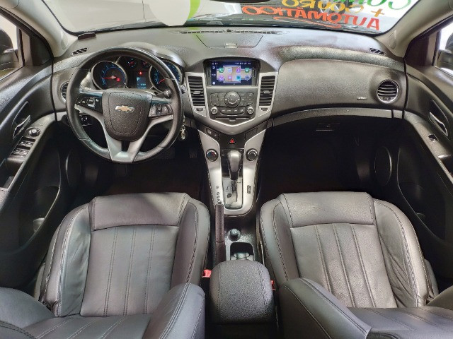Chevrolet Cruze Sedan Lt 1.8 Automatico Completo Ano 2012 - Foto 6