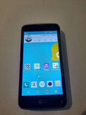 Smartphone LG K4 8GB (Ler Descrição)