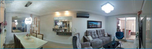 Apartamento Alto Padrão, 3 dormitórios, 2 banheiros, sacada, churrasqueira, Esteio - Foto 3