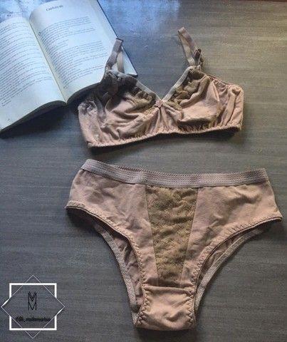 Peças intimas: calcinha e sutiã - Foto 4