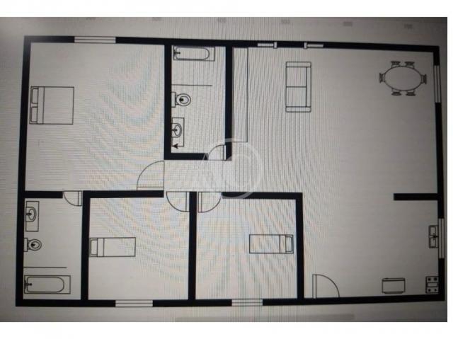 Casa linear a venda Domingos Martins, próximo ao Parque do China es com 3 quartos, 1 suíte - Foto 8