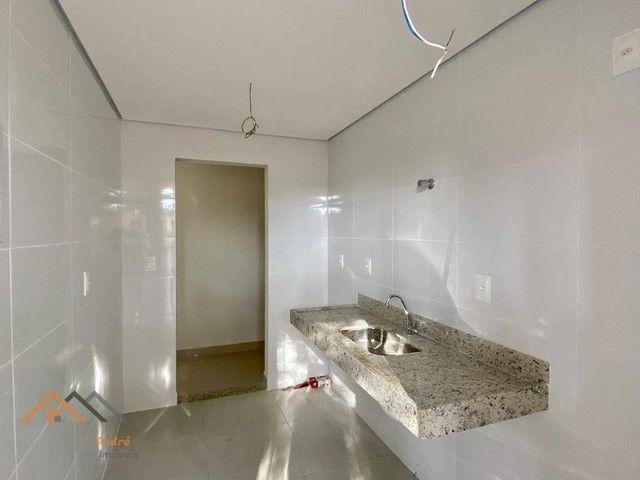 Apartamento com área privativa 3 quartos sendo 01 com suite à venda, 225 m² por R$ 420.000 - Foto 4