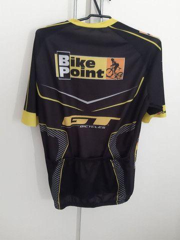 Camisa Ciclismo (Tam M) - Foto 2