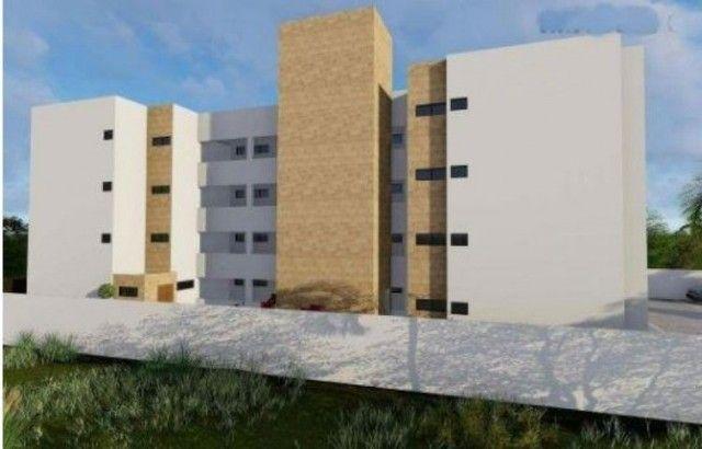 Apartamento no José Américo com 2 quartos, ambientes com varanda. Pronto para morar - Foto 6