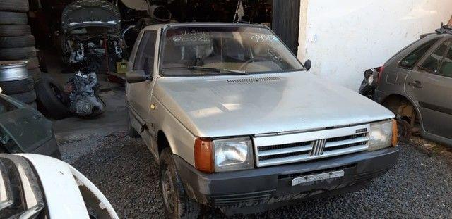 Sucata Fiat Uno 1990 Para retirada de peças  - Foto 2