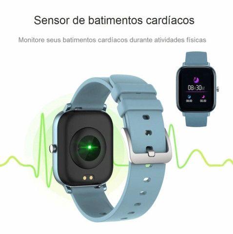 Smart Watch P8 - Rosa - Foto 5