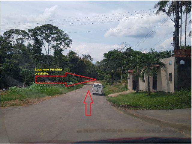 Terreno de esquina 15x40 - Estrada do Cetur - Tarumã