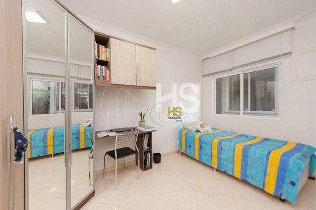 Casa de condomínio à venda com 3 dormitórios em Pacaembu, Cascavel cod:CA0387 - Foto 7