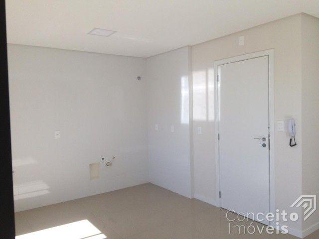 Apartamento à venda com 2 dormitórios em Jardim carvalho, Ponta grossa cod:392280.005 - Foto 16