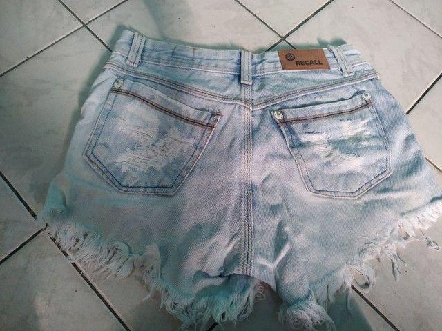 Short Jeans Recall  - Foto 2
