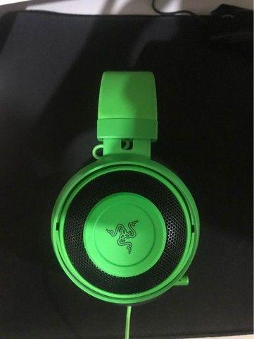 Fone Razer Kraken (Headset) - Foto 3