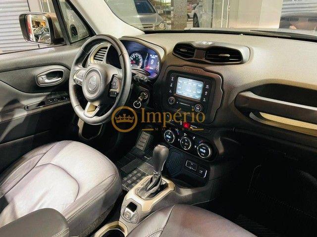 RENEGADE 2017/2017 1.8 16V FLEX LONGITUDE 4P AUTOMÁTICO - Foto 17