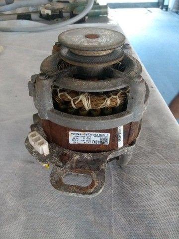 Motor da máquina Eletrolux 10 kg - Foto 4