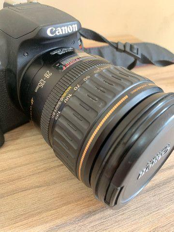 Lente Canon 28-135mm F3.5-5.6  - Foto 5