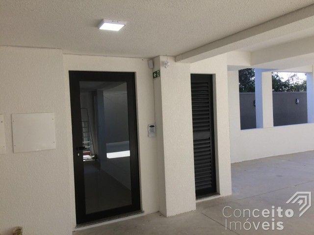 Apartamento à venda com 2 dormitórios em Jardim carvalho, Ponta grossa cod:392280.005 - Foto 11