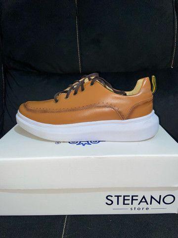 Tênis Sneaker Tam 40  - Foto 3
