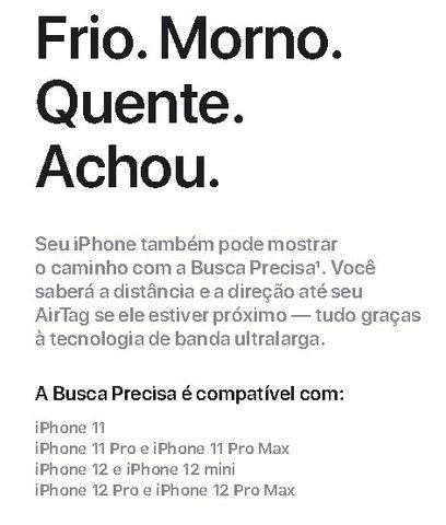 Apple AirTag (1 pack) - Foto 5