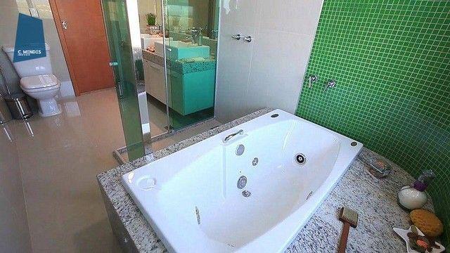Apartamento à venda, 164 m² por R$ 1.313.737,46 - Guararapes - Fortaleza/CE - Foto 3