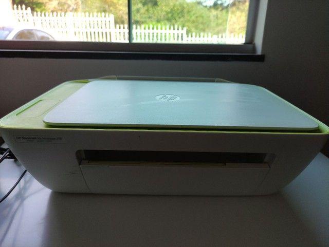 Impressora Multifuncional Hp Deskjet 2136