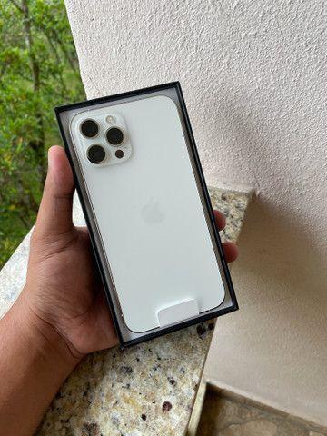 iPhone 12 Pro Max de 128gb, NOVO NA CAIXA LACRADA E A PRONTA ENTREGA  - Foto 2
