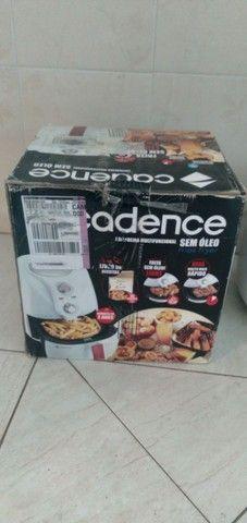 Fritadeira sem óleo cadence max fryer 220vts  - Foto 5