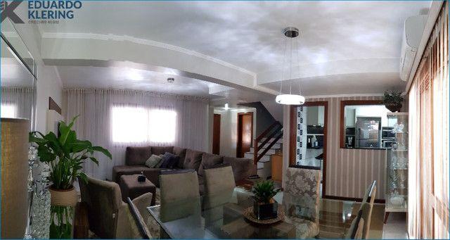 Casa em Condomínio, 3 dormitórios, suíte, 2 banheiros e lavabo, 127,40m², Sapucaia - Foto 2