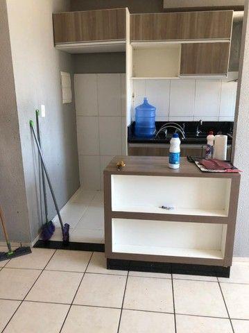 Apartamento 2/4 Chapada do Horizonte 1 andar - Foto 2