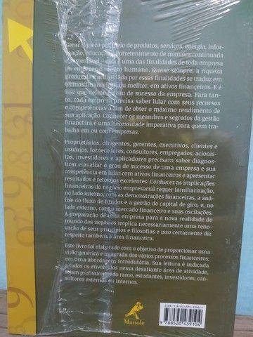 Gestão Financeira uma abordagem introdutória - Idalberto Chiavenato - Foto 2