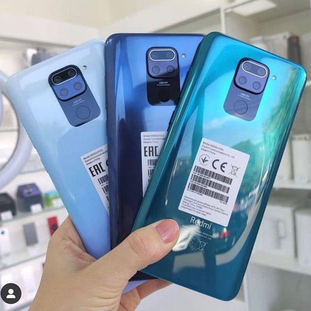 Note 9 64GB Com Frete Grátis / Original/ Lacrado/Nota/ Garantia