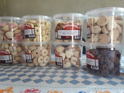 Oportunidade Direto de Fábrica * 6x Potes Biscoitos Maravilha hoje somente 7.90 Un