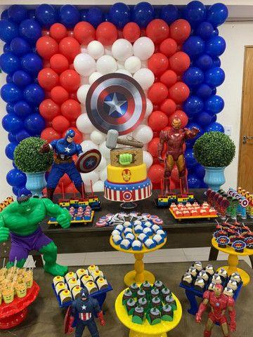 super heróis  locação  - Foto 3
